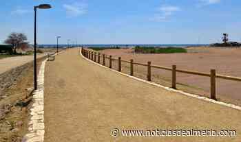 Finalizan el encauzamiento y evacuación de la Rambla del Algarrobo de Vera - Noticias de Almería