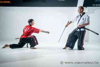 Kampse vechtsportschool traint kampioenen in Koreaanse zwaardkunst