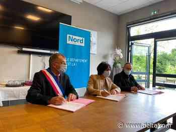 A Wormhout, on lutte contre l'isolement - Delta FM