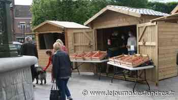 Le kiosque de Wormhout est en fête tous les samedis du mois de juin - Le Journal des Flandres