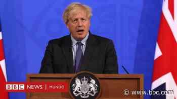 El rápido aumento de los casos de la variante delta obliga a Reino Unido a extender las restricciones por la pandemia - BBC News Mundo - BBC News Mundo