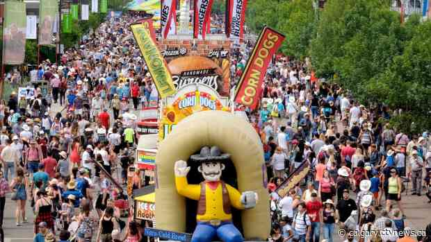 Stampede unveils plans to host modified version in 2021