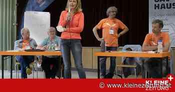 Alpenverein Haus/Ennstal: Erstes Treffen der Teilnehmer der 1000-Kilometer-Alpen-Tour - Kleine Zeitung