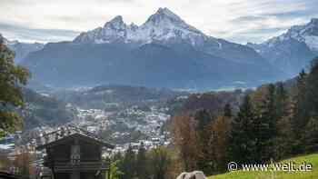 Berchtesgadener Alpen: Verunglückter Sportler nach acht Monaten tot entdeckt - WELT