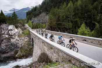 Zoller und Hagenaars gewinnen 21. Alpen Challenge Lenzerheide - GRHeute