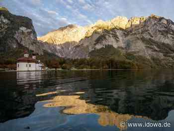 Deutschland - Vorläufer des Alpen-Nationalparks wird 100 Jahre alt - idowa