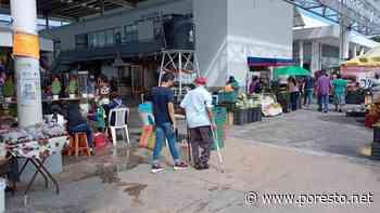 Exigen a Óscar Rosas cumplir sus propuestas del mercado de Ciudad del Carmen - PorEsto