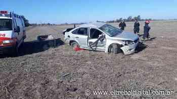 LAS ROSAS – Fatal accidente en la zona rural - El Trébol Digital