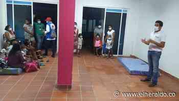 Por fuertes lluvias declaran calamidad pública en Hatonuevo, La Guajira - EL HERALDO