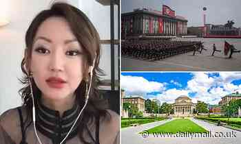 Columbia student who escaped North Korea says she sees similarities in the US