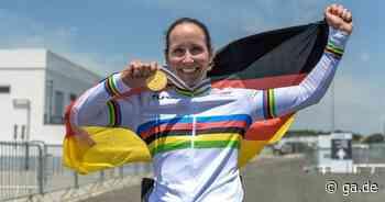 Handbikerin aus Bonn gewinnt drei Medaillien: Annika Zeyen präsentiert sich bei der WM in starker Form - General-Anzeiger Bonn
