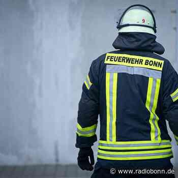 Bonner Feuerwehr rettet pflegebedürftige Frau - radiobonn.de