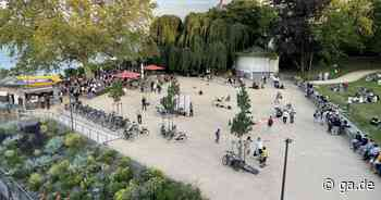 Samstagabend in Bonn: Jugendliche zieht es an die Hotspots - General-Anzeiger Bonn