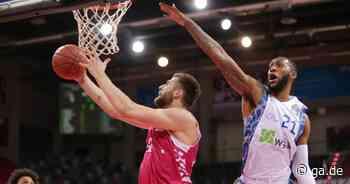 Telekom Baskets Bonn verlängern Vertrag mit Center Leon Kratzer - General-Anzeiger Bonn