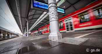 Bahnverkehr gestoppt: Bahnstrecke zwischen Bonn und Köln kurzzeitig gesperrt - General-Anzeiger Bonn