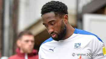 Manny Monthe: Walsall sign Tranmere Rovers defender