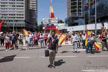 """Las razones de los manifestantes en Colón: """"Lo que quieren es romper España"""" - EL PAÍS"""
