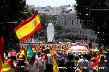 El Ayuntamiento cifra en 126.000 personas la masiva manifestación de Colón contra los indultos - El Independiente