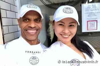 Le Martiniquais Arold Jandia-Saito et son épouse Miki ouvrent leur boulangerie française au Japon - Martiniqu - Outre-mer la 1ère