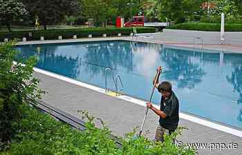 Saisonbeginn im Schwimmbad - Passauer Neue Presse