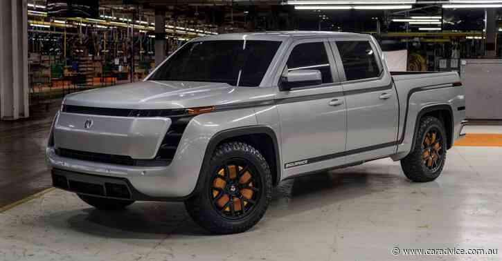 Electric vehicle start-up Lordstown Motors on the verge of bankruptcy, new SEC filing reveals – UPDATE: CEO and CFO resign