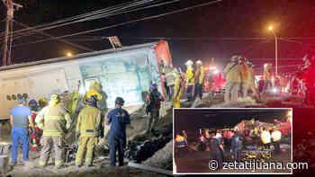 Fatal accidente en Rosarito, empresa Coordinadora de viajes no responde - Zeta