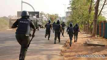 Heavy Shooting In Owerri As Churches Are Shut - LEADERSHIP NEWS