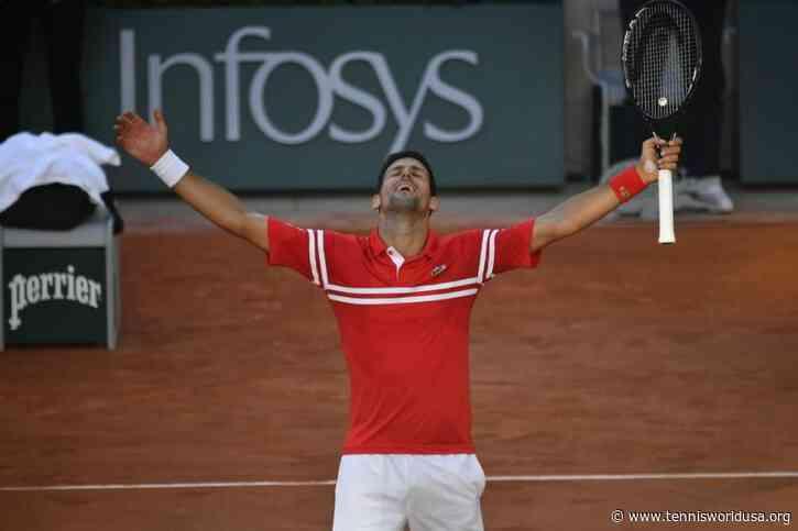 'I am speechless because Novak Djokovic...', says ATP ace
