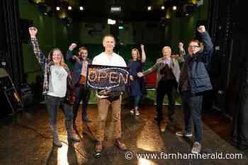 Annington donates £10,000 to Phoenix Theatre | News - Farnham Herald