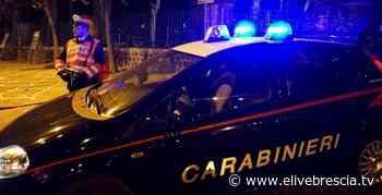 Otto arresti a Lumezzane in soli quattro mesi. Un 48enne con precedenti finisce a Canton Mombello - elivebrescia.tv
