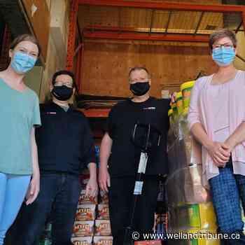 Beamsville grocer donates disinfecting wipes to CCWN - WellandTribune.ca