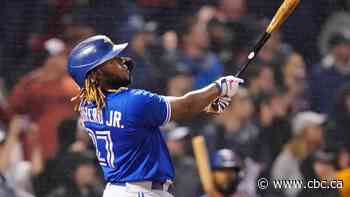 Guerrero Jr.'s 22nd homer not enough as Blue Jays fall short in series finale vs. Red Sox