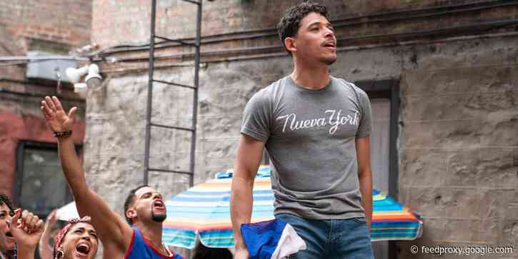 'In the Heights' underwhelmed at the box office, but new data suggests it's not HBO Max's fault
