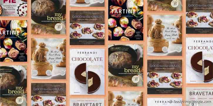 The 8 best baking cookbooks, according to 2 award-winning bakers