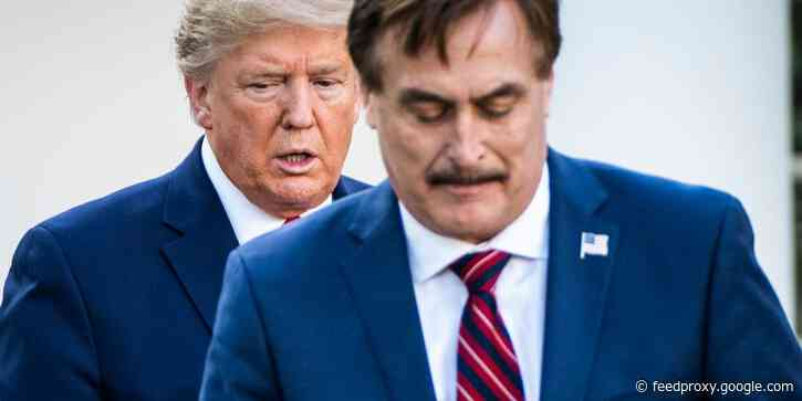 MyPillow CEO Mike Lindell says Trump is the first president in his lifetime 'who wasn't in it for the ego'