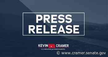 Sens. Cramer, Sinema Lead Bipartisan Bill to Improve Childcare Access for Military Families - Kevin Cramer