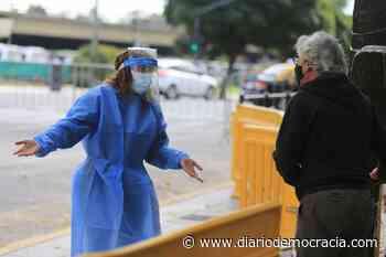 Reportaron 21.292 contagios y 687 muertes por coronavirus en Argentina - Diario Democracia