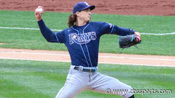 Tyler Glasnow injury update: Rays ace leaves game with right elbow inflammation
