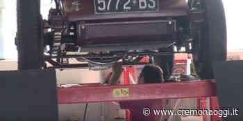 44 auto in fila dal meccanico Pietro Noci per la Mille Miglia - Cremonaoggi