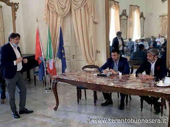 Fondazione Taranto 25 a confronto con Delli Noci | Tarantobuonasera - TarantoBuonaSera.it