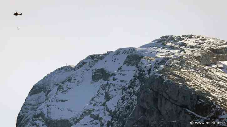 Berchtesgaden: Vermissten-Drama in den Alpen - Wanderer sitzt fast zwei Tage lang in den Bergen fest - Merkur.de
