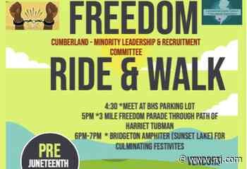 Freedom Ride and Walk for Cumberland educators and their friends and family - nj.com