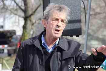 Former Chisholm mayor Leo Jobin passes
