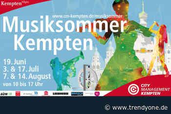 «Musik liegt in der Luft» - News Augsburg, Allgäu und Ulm - TRENDYone - das Lifestylemagazin