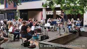 Die Musik hat allen gefehlt - Wetterauer Zeitung