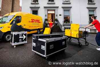 DHL Express liefert die Musik von morgen - Logistik Watchblog