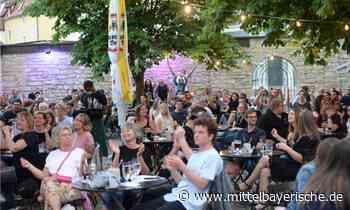 Live-Musik ist zurück im Biergarten - Region Amberg - Nachrichten - Mittelbayerische