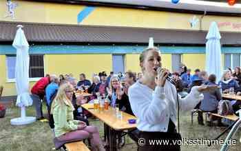 Erstmals wieder Live-Musik: Jolane begeistert die Salzwedeler - Volksstimme