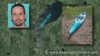 Game wardens find the body of a missing man in swan lake - NewsCenterMaine.com WCSH-WLBZ