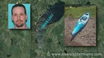 UPDATE: Missing Oregon man's body recovered from Swan Lake - NewsCenterMaine.com WCSH-WLBZ